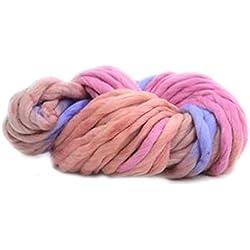 Hilo grueso de algodón - lana de Islandia para macramé