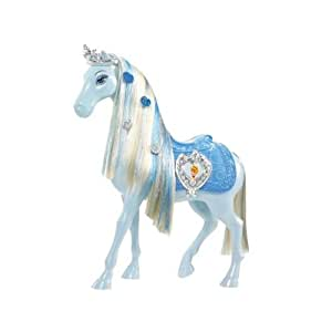 Mattel - Poupee - Barbie Princesse - R4846 - Cheval Royal - Cendrillon