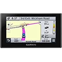 Garmin Nuvi 2559LMT 5 inch Satellite Navigation with UK, Full Europe and North America Maps, Free Lifetime Map Updates, Free Lifetime Traffic Alerts and Bluetooth