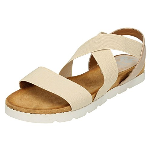 Down To Earth , a bride femme Beige - Sable