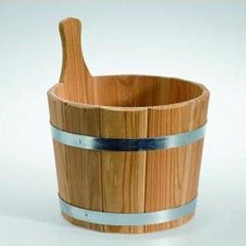 Infraworld Seau de sauna pour huiles essentielles de sauna 5,0 L