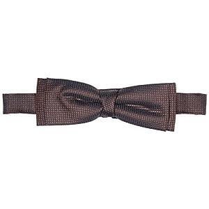 Calvin Klein Noda Fine Grid Bow T Corbata para Hombre