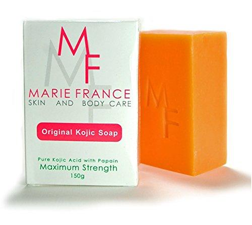 Marie France Skin and Body Care Original Kojic Acid Soap