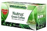 #5: Nutrus Green Coffe 20 sachets(2g Each)