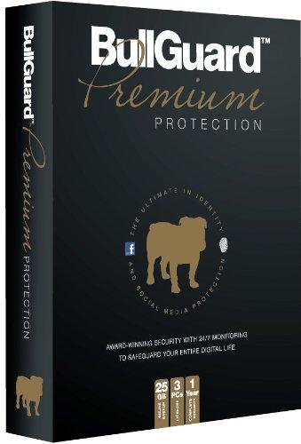 BullGuard Premium Protection 2017 - 1 Jahr / 3-PC