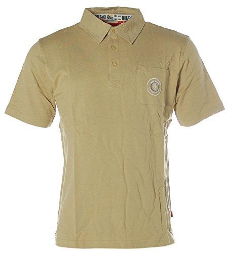 Signum Herren Kurzarm Shirt Poloshirt Polokragen Pikee Cape Town South African Schlamm