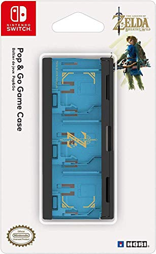 Zelda Pop & Lock Spielekartenhalter [Nintendo Switch]
