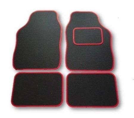 hyundai-sante-fe-06-12-universal-4-piece-carpet-car-floor-mats-set-black-red-trim