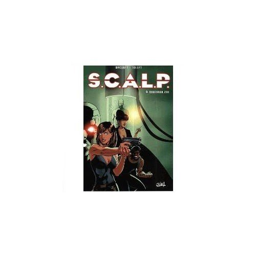 SCALP Tome 2 : Ragnarok zen par Jean Wacquet