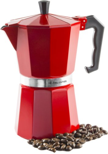 Andrew-James-6-Cup-Red-Espresso-Coffee-Percolator-In-A-Traditional-Italian-Style-Design-For-Stove-Tops-Includes-Replacement-Gasket
