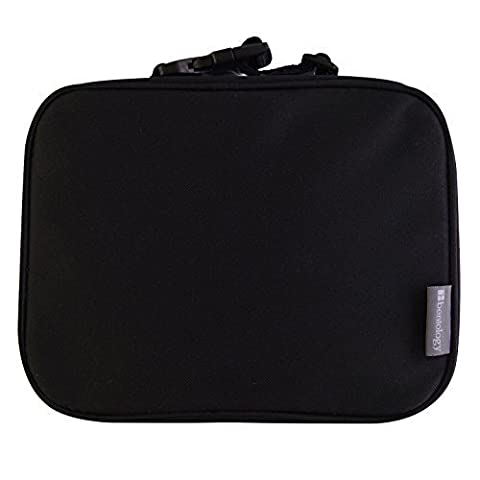 Laptop Lunches Bento-ware Insulated Lunch Box Sleeve, Black (S410w-black) by Laptop Lunches Bento-ware