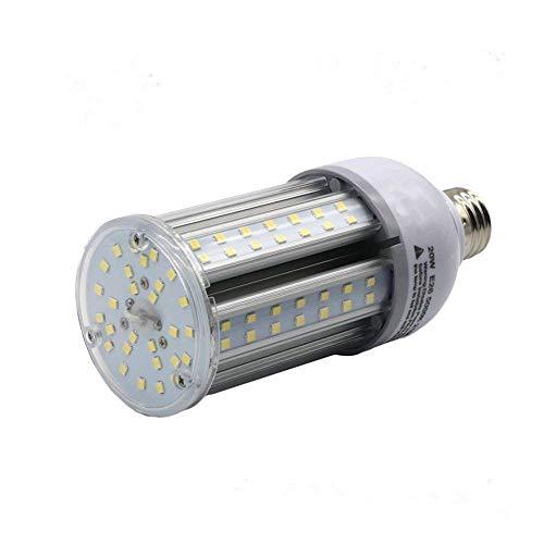 Choen, 20 W, LED-Maiskolbenlampe für Innen und Außen, E27-Sockel, 2100 Lumen, entspricht 150 W Glühlampe, HPS-Ersatz - Einsatzgebiet Straße, Hinterhof, Lager- und Flächenbeleuchtung -