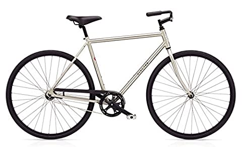 Electra Bike Loft 1 - Cruiser Homme - men's argent
