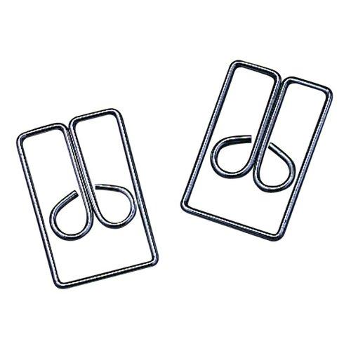 """Preisvergleich Produktbild Regal Clips,  Steel Wire,  1"""",  Silver,  100 / Box"""