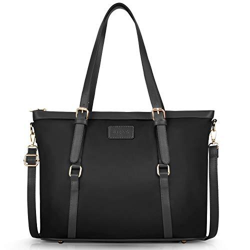 Shopper Damen Gross, Bageek Handtasche Damen Shopper Handtasche Schwarz Umhängetasche Damen Groß Designer Taschen -