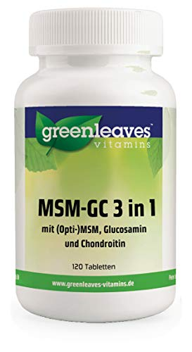 MSM-GC 3 in 1 Tabletten