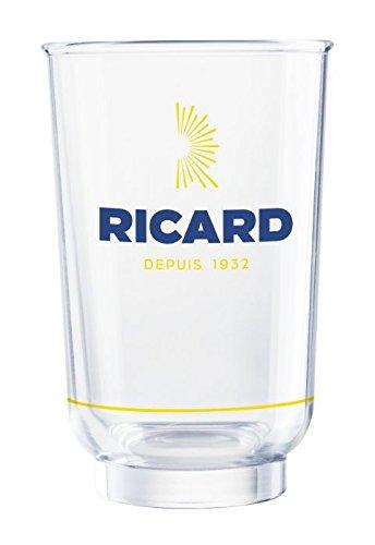 RICARD 6 Gläser, länglich, 27,5 cl