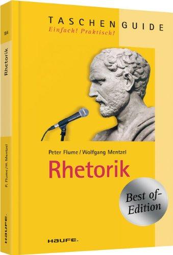 Buchseite und Rezensionen zu 'Rhetorik' von Wolfgang Mentzel