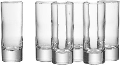 Ritzenhoff & Breker 199178 Stamper - Juego de vasos para bebidas alcoh