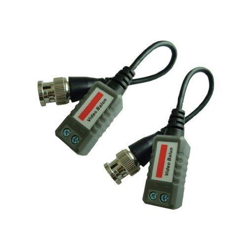 Symmetrierschlatungen für CCTV über UTP Strecken groß CAT5 Kabel 400 M für neue Farbe Kameras Covert Cctv-kameras