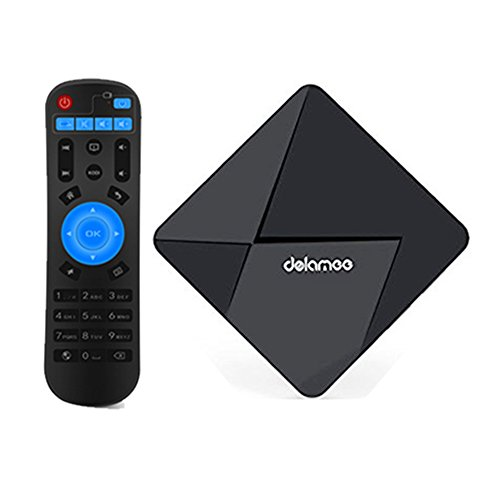 Android TV Box 5.1 D5 Lollipop Rockchip RK3229 Streaming Media Player