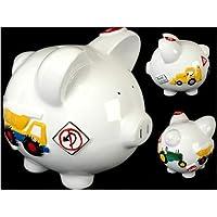 Preisvergleich für Work Truck Ceramic Piggy Bank