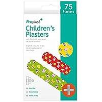 Wasserdichtes Kinderpflaster - Waterproof children´s Plaster - 75st/Pack verschidene größen - vertrieb ABAV (1) preisvergleich bei billige-tabletten.eu