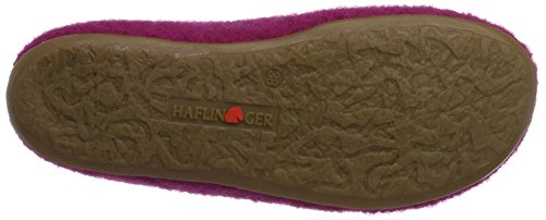 Haflinger Everest Classic, Chaussons Mules mixte adulte Pink (Kardinal)