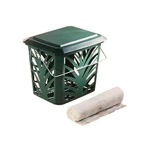 Maxair system bioeimer 8 l incl 75 biobeutel bio4pack for Kompostbeh lter küche