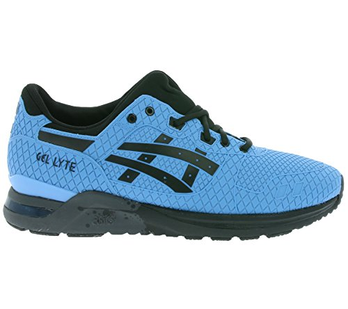 asics Gel-Lyte Evo Galaxy Pack Schuhe Herren Sneaker Turnschuhe Blau H6Z1N 4190 Blau