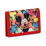 Best Mickey Mouse de Mickey Portefeuilles - Mickey Mouse Delicious Porte-Monnaie, 12 cm, Rouge (Rojo) Review