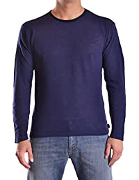 Armani Jeans Homme C6W12VAY5 Multicolore Lin Maille