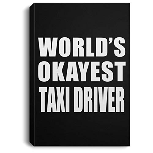 Leinwandbild Taxi Driver
