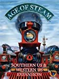 Age of Steam US Southern & Western nous Expansion