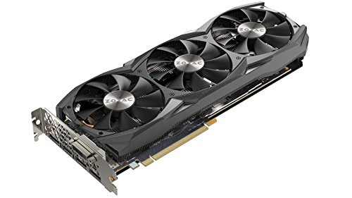 Zotac GeForce GTX 980 Ti AMP 6 GB Graphics Card PCI-E HDMI DVI Graphics Card