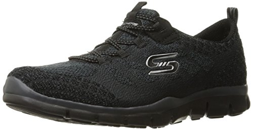 Skechers Sport Gratis Hit It Big Fashion Sneaker Noir