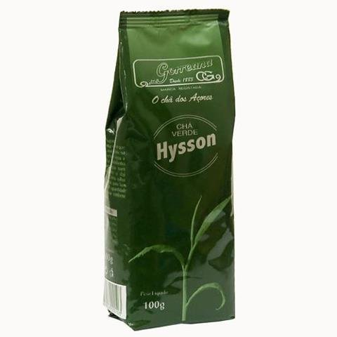 Gorreana Lose-Blatt Hysson Grüner Tee 100g