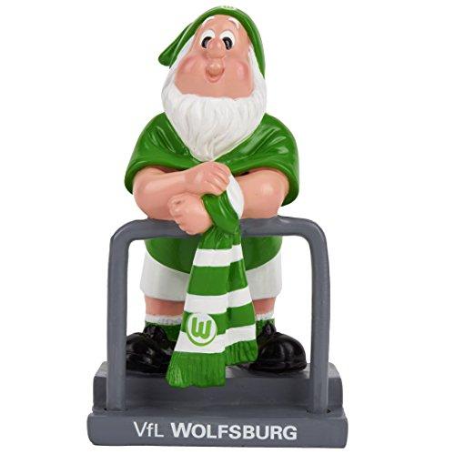 """Gartenzwerg """"Nordkurve"""" 15cm VFL Wolfsburg"""