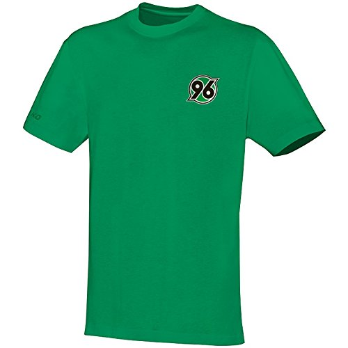 Jako Hannover 96 T-Shirt Team - sportgr+?n, Größe #:XXL