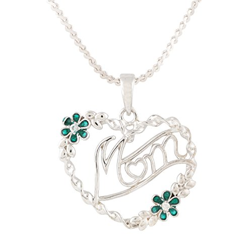 ananth-jewels-heart-shaped-mom-kids-pendant-fashion-jewellery-zircon-cz-necklace-for-women