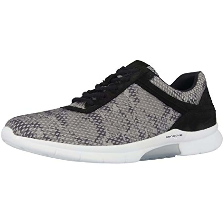 Gabor – Rolling Soft – en Chaussures Femme – gris/noir Chaussures en – übergrößen - B01BPLUFWU - 8fb062