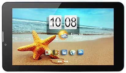 Kocaso M776 7-inch Tablet (Blue) – (AMD Dual-Core 1GHz, 512MB RAM, 4GB Memory, Android 4.1)