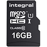 Integral Carte Micro SD 16 Go