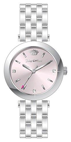 Juicy Couture orologio da donna argento cali.