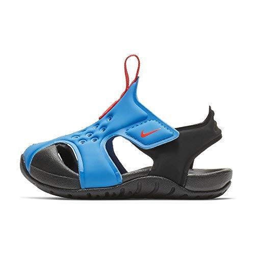 the best attitude 67f47 c8888 Nike Sunray Protect 2 (TD), Sandalias Bebé Unisex, (Photo Blue