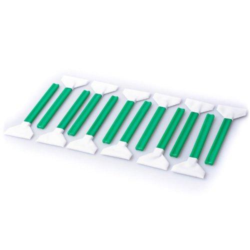 Visible Dust Ultra MXD-100 Vswabs Green Series Swabs für Sensorreinigung - für Digitale Kamerarückwand (Digitalrückwand) Visible Dust Swabs