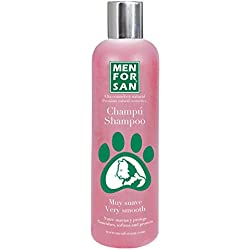 MEN FOR SAN CHAMPU Suave Gatos 300 ML BILPER