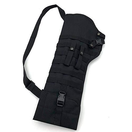 Peanutaod Outdoor Tactical Molle Umhängetasche Military Shoulder Sling Tragbare Gepolsterte Shotgun Nylon Rucksack Jagdtasche