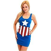 Costume Agent - Vestido - ajustado - para mujer