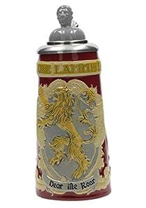 SD toys- Casa Lannister Jarra Ceramica Relieve Game of Thrones, Multicolor (SDTHBO20750)
